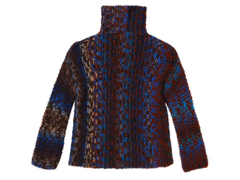 Hier können Sie das Wollpaket für den Kraus-Rechts-Pullover bestellen
