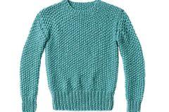 Hier können Sie das Wollpaket für den Perlmuster-Pullover bestellen