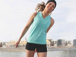 Workout für die Joggingrunde