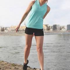 Kondition und Kraft durch Laufen und Springen