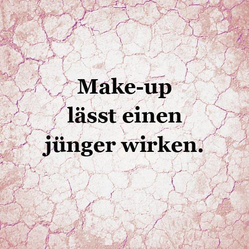 Make-up lässt jünger wirken