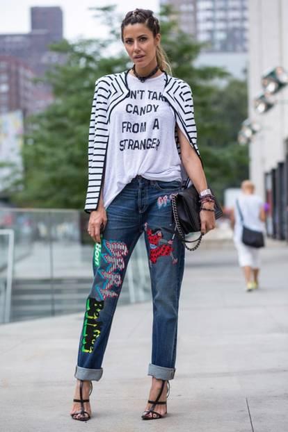 Auffallen um jeden Preis - die neuen Trend-Jeans