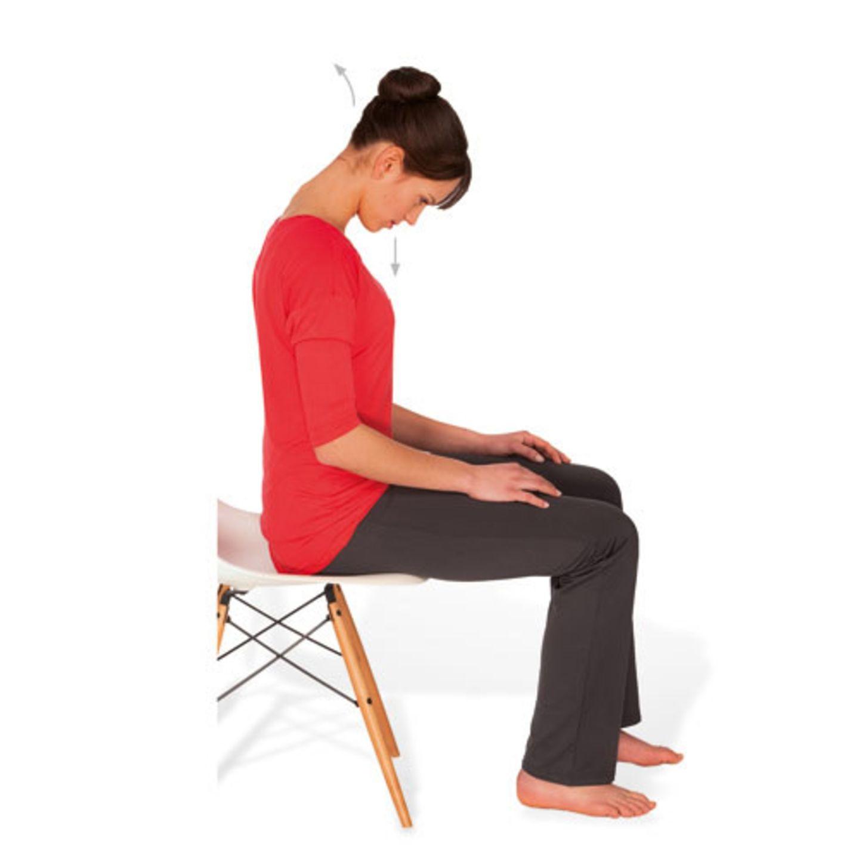 Übung 3: Nacken dehnen