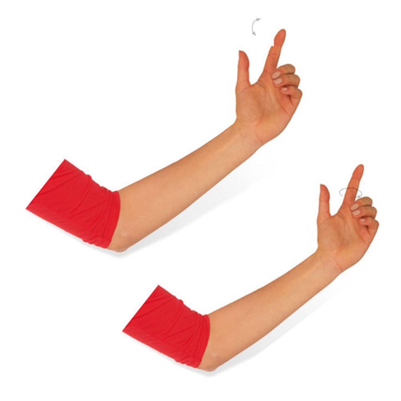 Übung 7: Fingerspiel