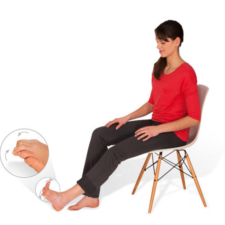 Übung 9: Füße kräftigen