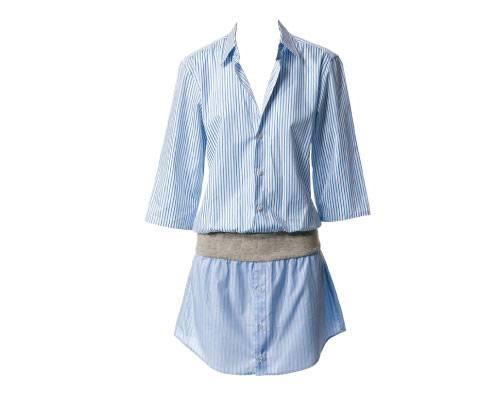 Kleid Hemd