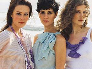 Sommermode: Kleidung selber nähen und stricken