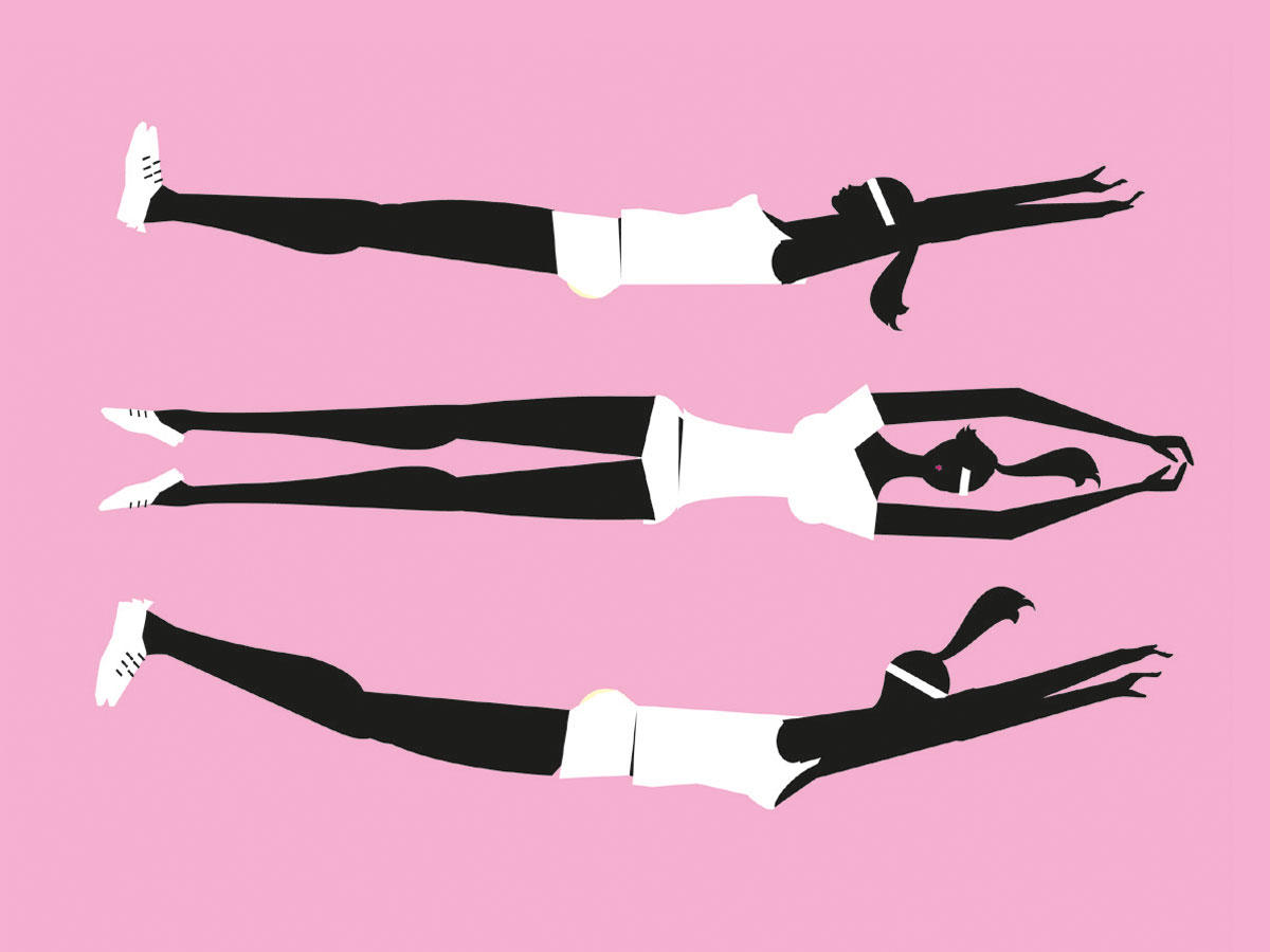 Effektives Zirkeltraining - mit nur acht Übungen