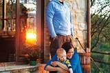 Urlauber wie diese kanadische Familie sind auf Monestevole immer willkommen.