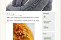 """Spinnerei, Lace-Strickerei, Anleitungen und Videokurse: Der Blog """"Strickpraxis"""" steckt voller Kostbarkeiten: http://strickpraxis.wordpress.com."""