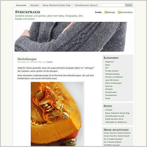 """Stricken: Spinnerei, Lace-Strickerei, Anleitungen und Videokurse: Der Blog """"Strickpraxis"""" steckt voller Kostbarkeiten: http://strickpraxis.wordpress.com."""