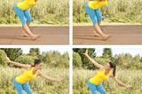 Entspannen: Leg Stretch