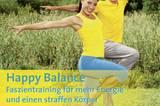 """Mehr Übungen für das Bindegewebe gibt es in der folgenden Tele-Gym-Folge mit Johanna Fellner: """"Happy Balance - Faszientraining für mehr Energie und eine straffe Figur""""."""