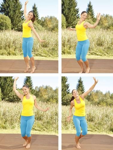 Körper aktivieren: Hüpfen