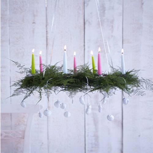 weihnachtsdeko adventskranz basteln leicht gemacht. Black Bedroom Furniture Sets. Home Design Ideas