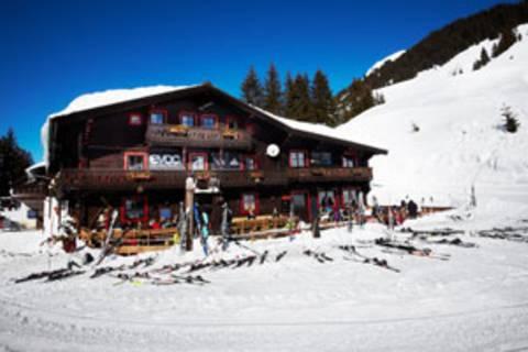 Bergluft und Winterstimmung: Schöne Hütten