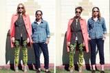 Mit Kleidung drücken wir unsere Individualität aus. Was passiert, wenn Menschen, die sich nahe stehen, den ganz individuellen Stil des anderen übernehmen? Und wem steht der rosafarbene Mantel eigentlich besser?