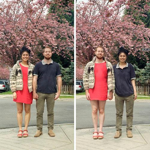 Kanadische männer auf der suche nach amerikanischen frauen