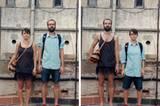 Was die Menschen auf den Porträts tragen, haben sie selbst ausgesucht. Meist wechselten sie die Kleidung direkt vor Ort. Weitere Switcheroo-Bilder sehen Sie auf sincerleyhana, dem Blog der Fotografin. Mehr bei BRIGITTE Raten Sie: Wer ist mit wem zusammen?