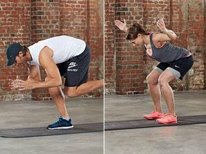 """Workout ohne Geräte - mit der """"Fitmacher-Formel"""""""