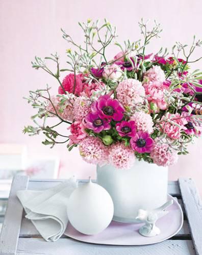 Blumen: Blühende Wunder: Blumensträuße für den Frühling ...