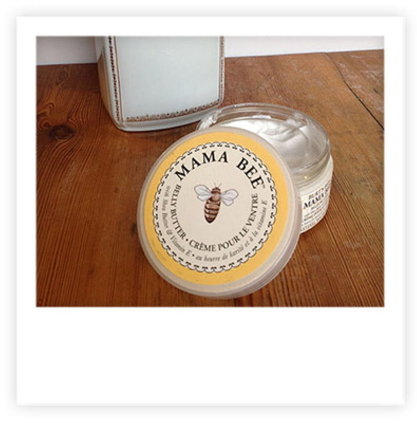 "Burt's Bee ""Mama Bee"" Belly Butter"