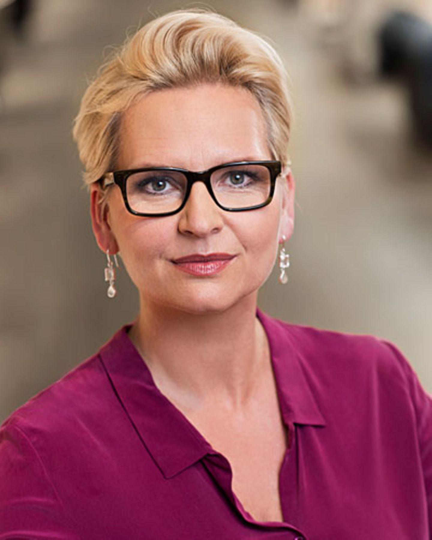 Die Saniererin: Eva-Lotta Sjöstedt