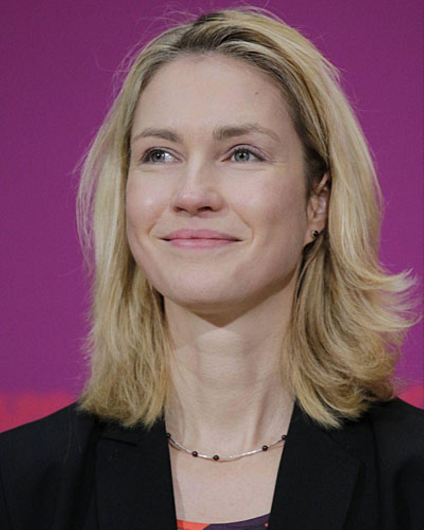 Die Ministerin: Manuela Schwesig