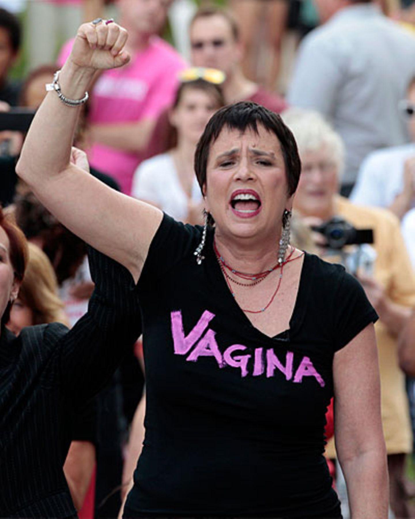 Die Bewegende: Eve Ensler