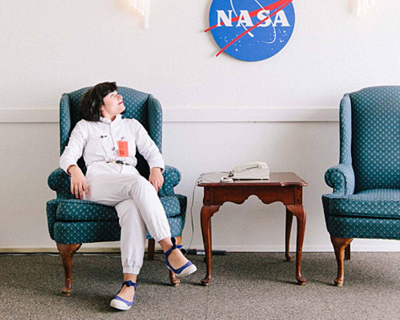 Die Weltraum-Dirigentin: Nelly Ben Hayoun