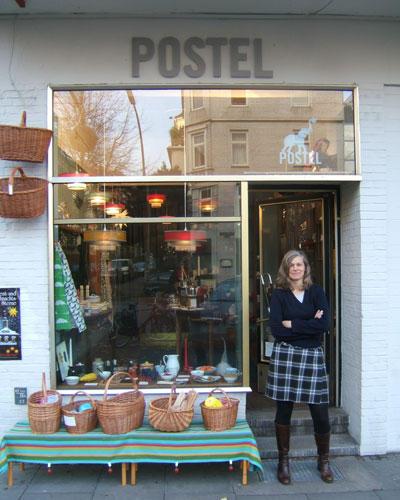 "Hamburg: ""Postel Haushaltswaren"""