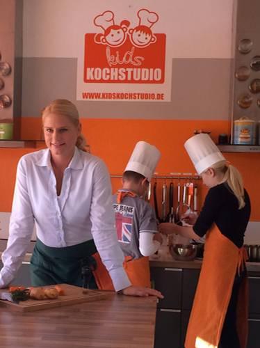 """Düsseldorf: """"Kids Kochstudio"""""""