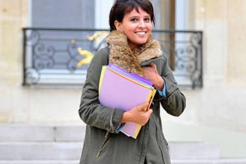Najat Vallaud-Belkacem: Die Vollgas-Ministerin