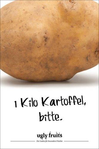 Lebensmittelverschwendung: Zu groß für den Kochtopf? Riesenkartoffeln werden gewöhnlich aussortiert, dabei sind sie genauso gesund wie ihre kleineren Verwandten und schmecken auch genauso gut.