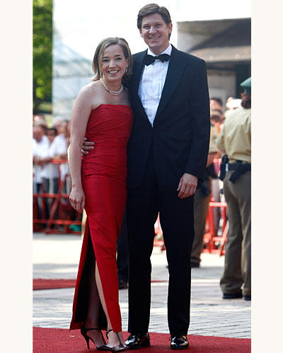 Kristina und Ole Schröder
