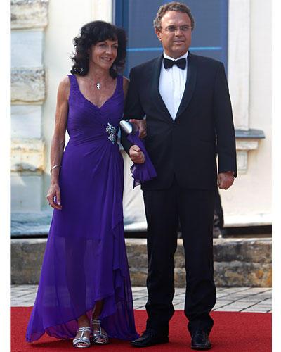 Annette und Hans-Peter Friedrich
