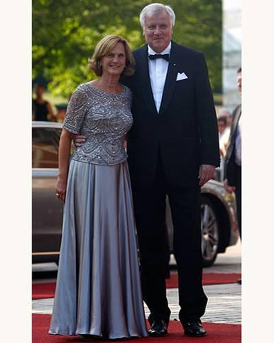 Karin und Horst Seehofer