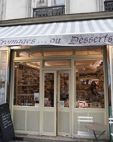 Fromages ou Desserts - das Beste zum Schluss