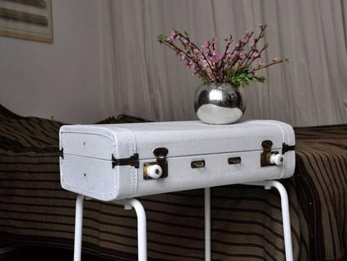 Fernweh-Tisch