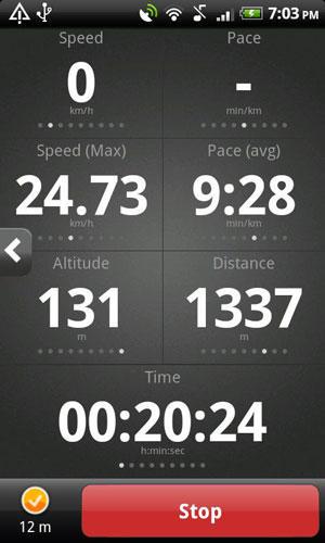 SmartRunner: Fitness-App für Joggen und andere Ausdauersportarten