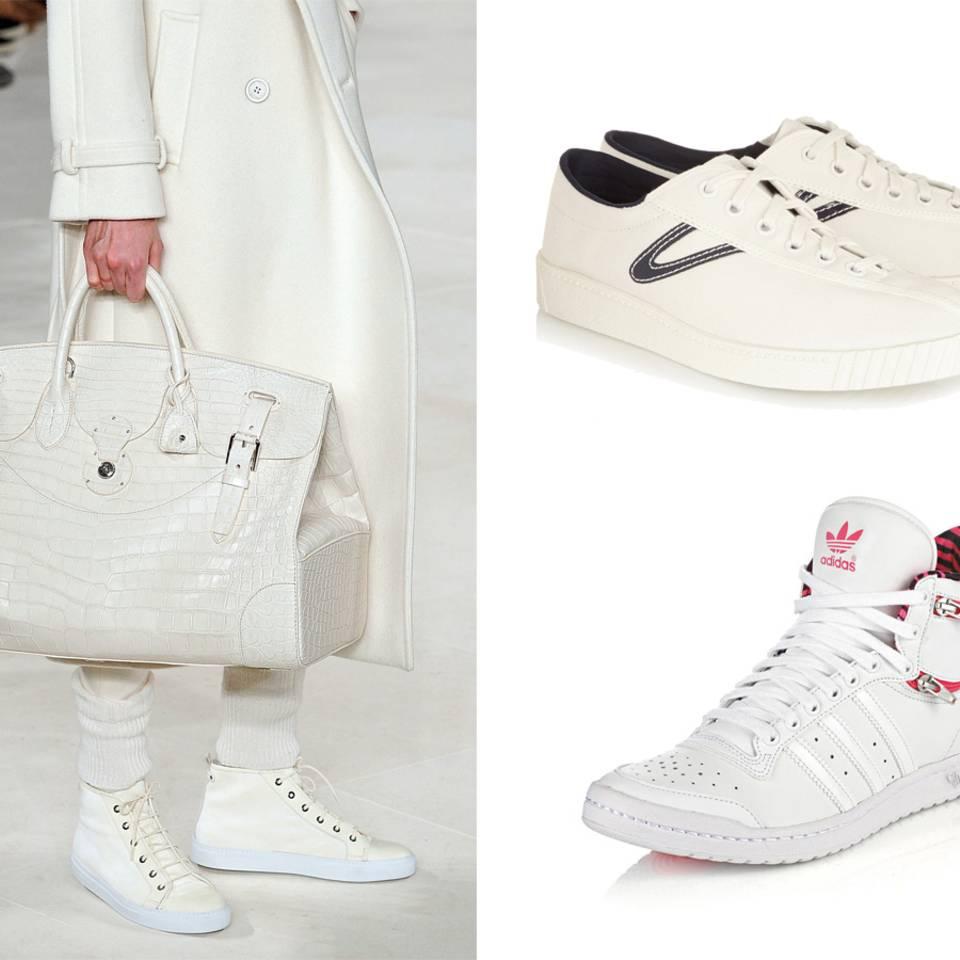 Sneakers kaufen: Den Herbst nehmen wir sportlich!