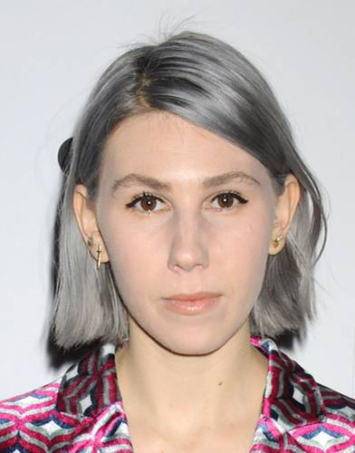 Frisurentrend Graue Haare Sind Das Neue Blond Brigittede