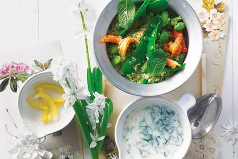 Leichte Küche: Jetzt kommt alles frisch auf den Tisch