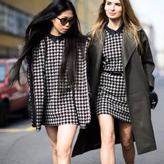 Ciao, Bella! Cooler Streetstyle aus Mailand