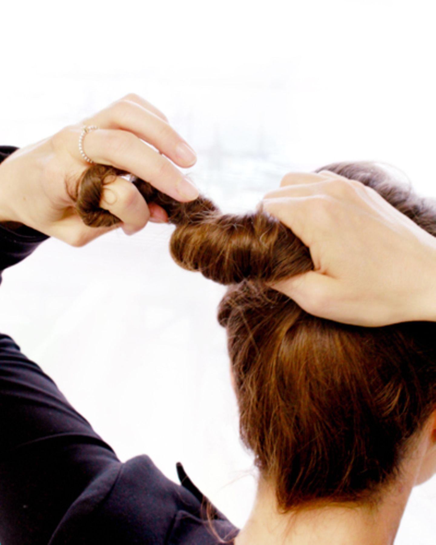 Schnelle Frisuren: Die coolsten Styles am Morgen