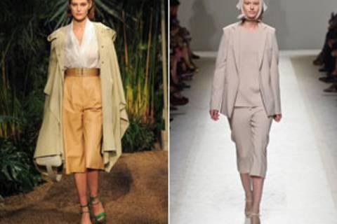 Kleider, Röcke & Culottes: Jetzt aber mal halblang!