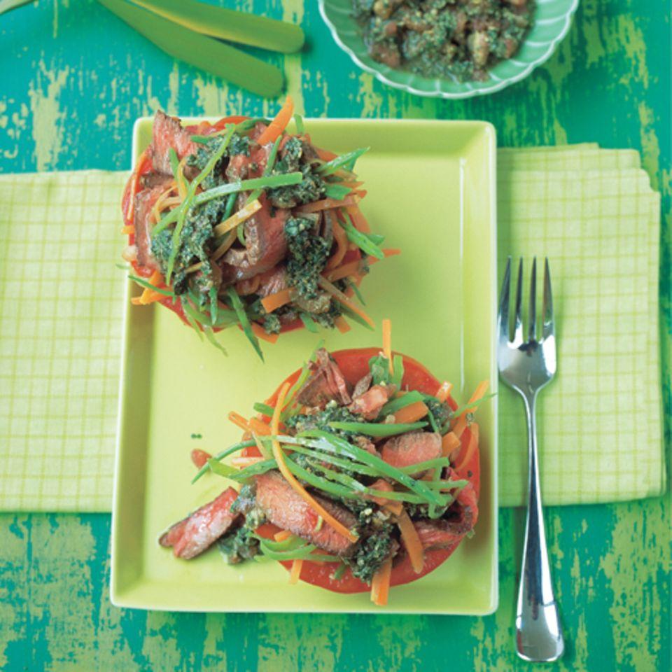 Gefüllte Tomaten: Raffinierte Rezepte