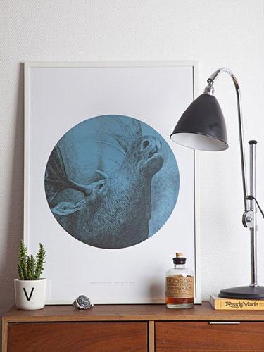 wohndeko kunstdrucke und poster die besten online shops. Black Bedroom Furniture Sets. Home Design Ideas