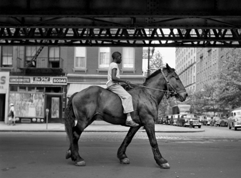 Vivian Maier: Bilder zum Durchklicken