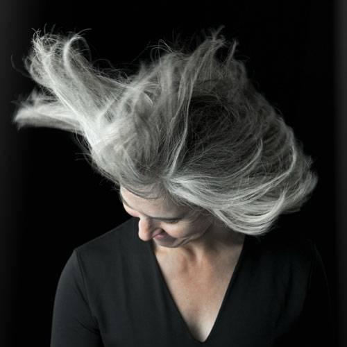Haare: Fotoprojekt: Haarfarbe Grau